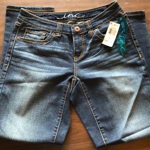 Inc Jeans Curvy Ankle skinny leg nwt